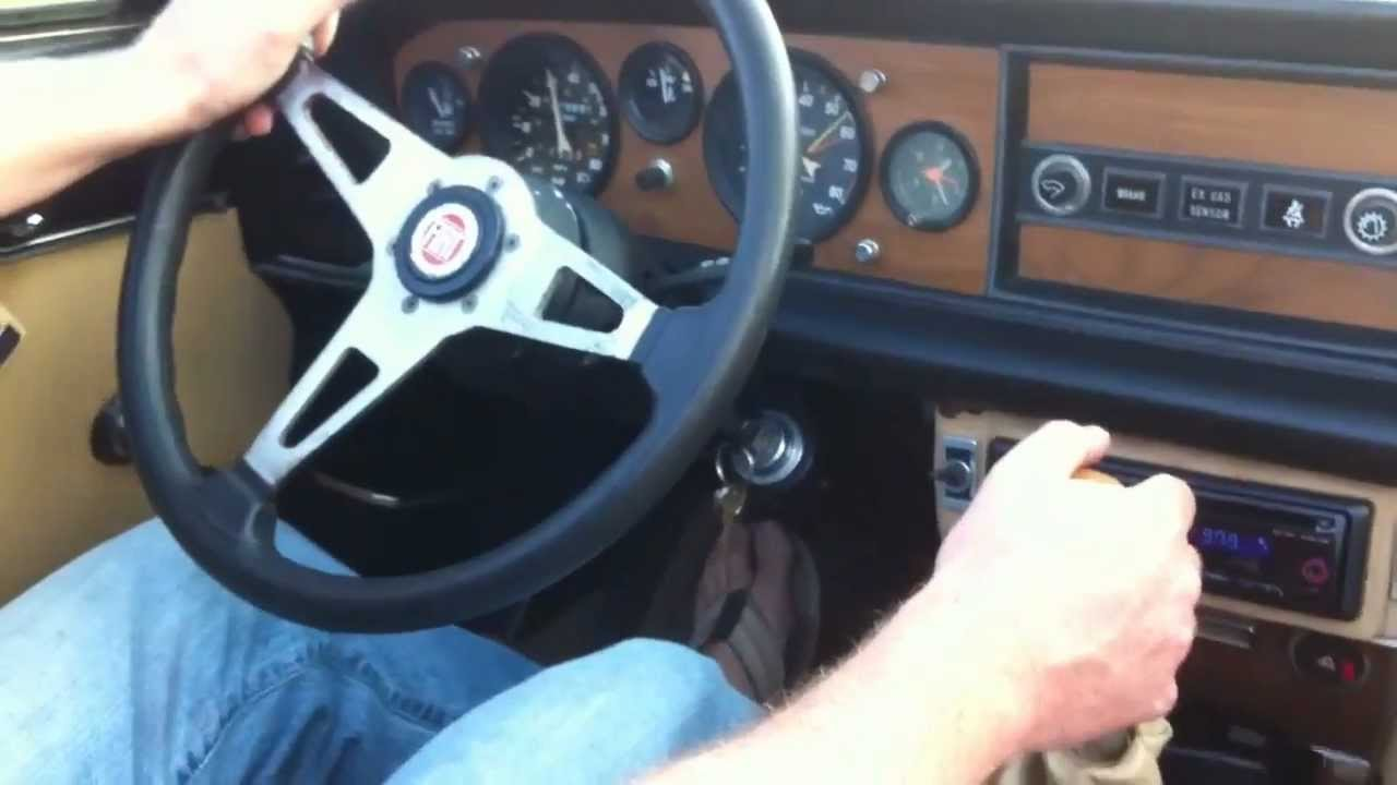 For sale 1982 fiat spider 2000