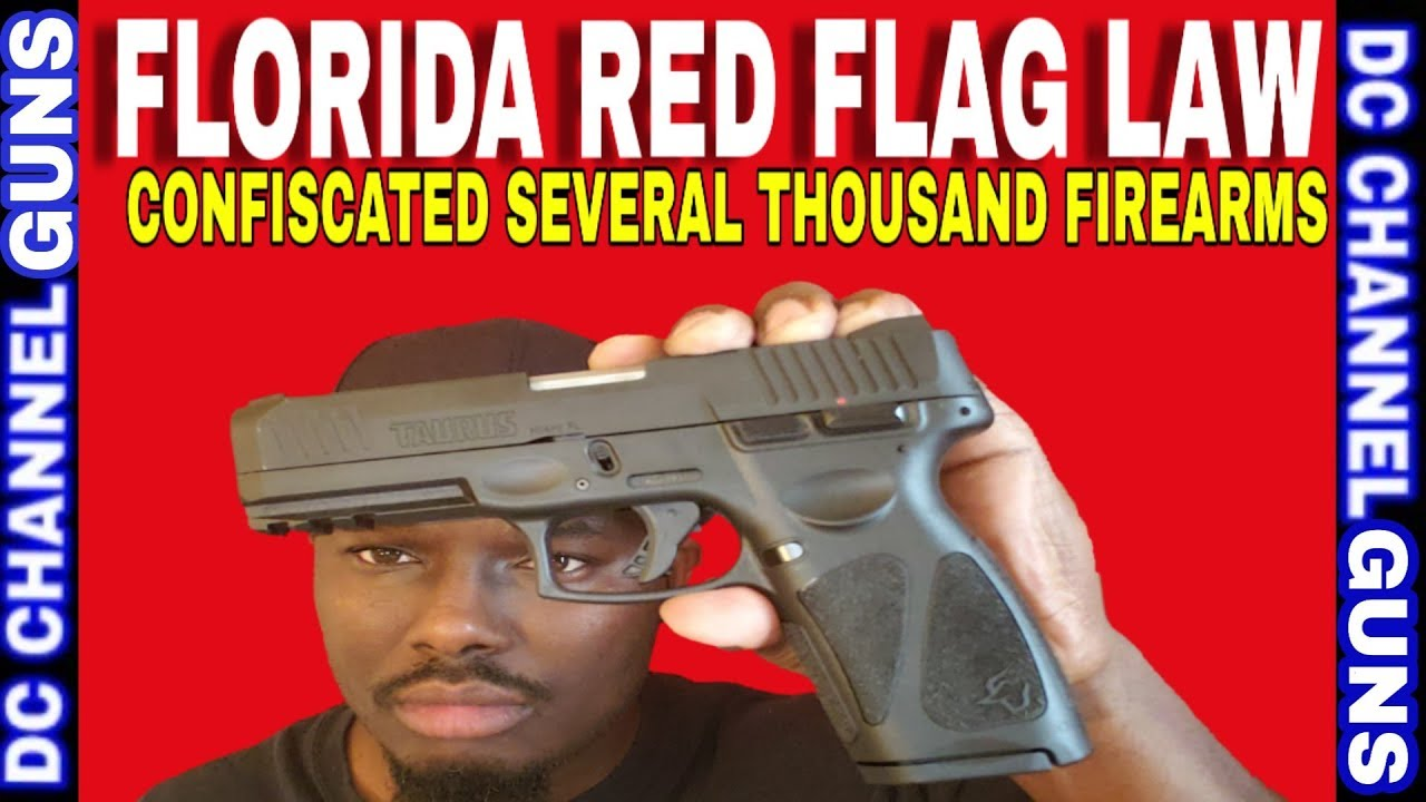 Florida Red Flag Law Used Over Several Thousand Time Confiscating Firearms | GUNS