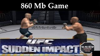 How to Download and Install UFC Sudden Impact game for pc