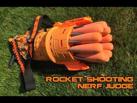 nerf-judgement-day-mod---compressor+air-tank-rocket-blaster-|-walcom-s7