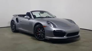 Porsche 911 Turbo Cabriolet 2014 Videos