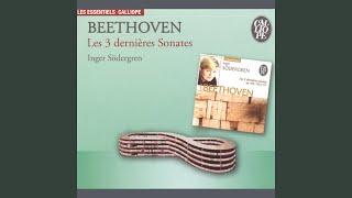Piano Sonata No. 30, Op. 109: I. Vivace ma non troppo - Adagio espressivo