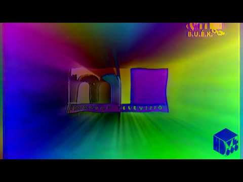 Hungarian Television ident (2001-2002) Enhanced with Majestic Techno / SpectroPsycho