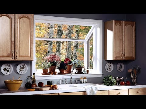 40 Gorgeous Garden Window Design Ideas