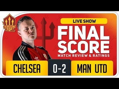 GOLDBRIDGE! Chelsea 0-2 Manchester United Match Reaction