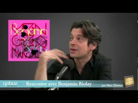 Trailer Rencontre avec Benjamin Biolay - Vidéopodcast Qobuz.com