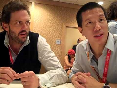 Silas Weir Mitchell & Reggie Lee Talk GRIMM Season 2