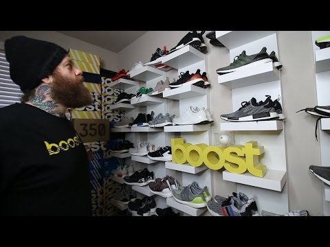 The BEST ULTRABOOST + NMD Collection IN THE WORLD!!