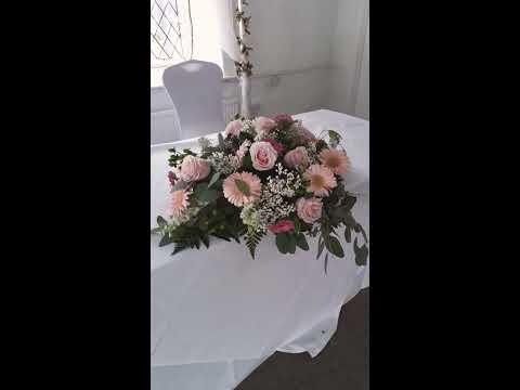 Wedding Flowers - Ceremonial Flowers