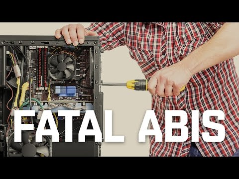 5 Kesalahan FATAL Pemula Ketika Merakit PC / Komputer