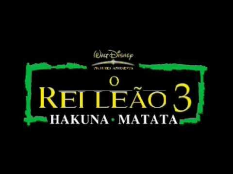 Trailer do filme O Rei Leão 3: Hakuna Matata