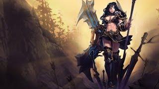 PBE previews: Sivir VU: Original, Bandit and Warrior Princess skins