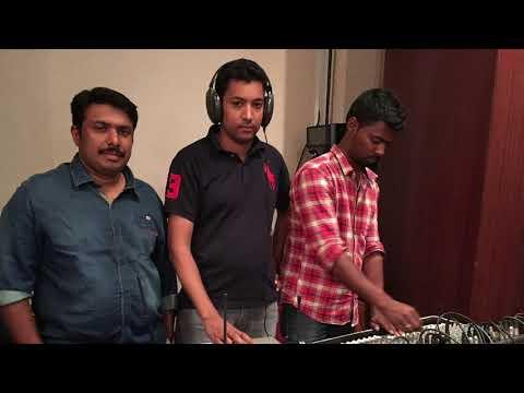 Swarna Meeninte Chelotha   karaoke with lyrics