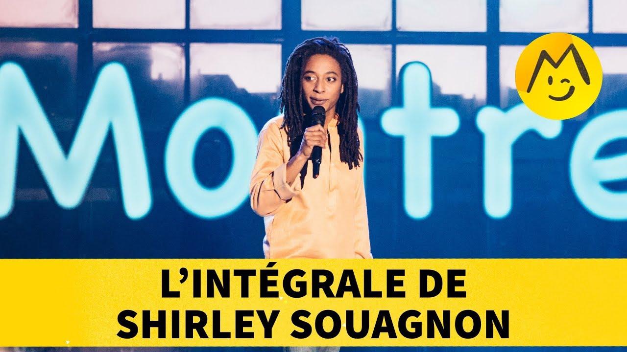 L'intégrale de Shirley Souagnon