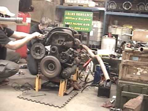 maybach hl 42 engine - youtube