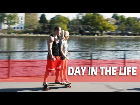 Dippemess Frankfurt und Cheerleading, Day in the Life