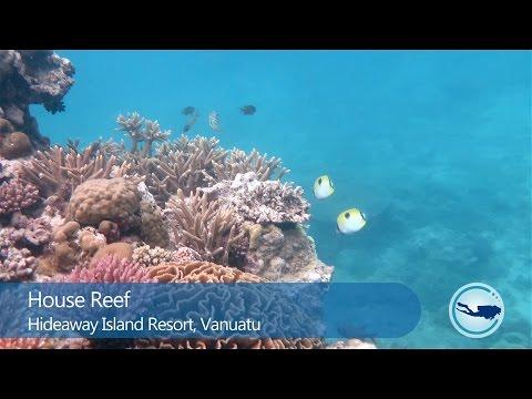 Hideaway Island Resort House Reef, near Port Vila, Vanuatu