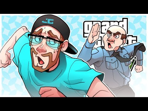 GTA 5 Roleplay - Running From The Cops! (GTA 5 RP)