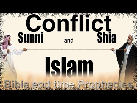 1968, Iran, Saudi Arabia, Yemen, Sunni   Shiite Conflict and Bible end time Prophecies