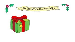 The Twelve Draws of Christmas - 2. Turtle Doves - Drawnalism