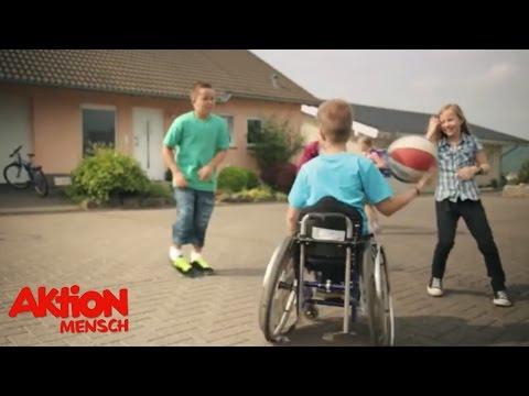 Können Jungs im Rollstuhl doof sein?
