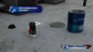 Roof Waterproofing Application(Full Apllication-Primer+Mariseal 250+Mariseal 400 Top-Coat).VOB