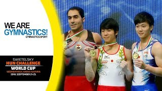 2018 Szombathely Artistic Gymnastics World Challenge Cup – Highlights Men