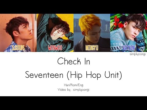 SEVENTEEN [세븐틴] - Check In (Color Coded Lyrics | Han/Rom/Eng)