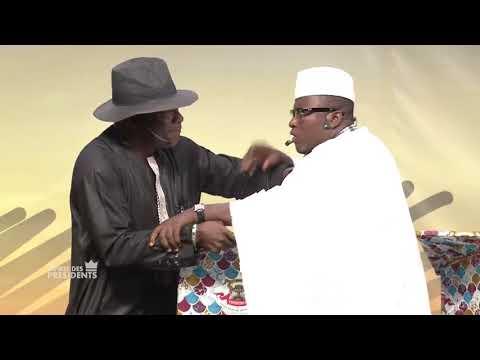 Abidjan Capitale du Rire: La soirée de Présidents