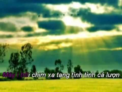 Karaoke Bèo dạt Mây trôi