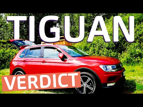 Volkswagen Tiguan | Reviewed | We take it off road and test its adaptive cruise control