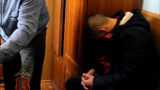 Задержание в Лесосибирске напавшего на таксиста