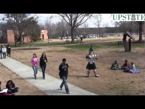 HARLEM SHAKE USC UPSTATE EDITION  OFFICIAL VIDEO