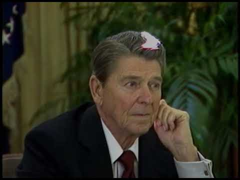 President Reagan's Interview with U.S. News and World Report on November 7, 1985