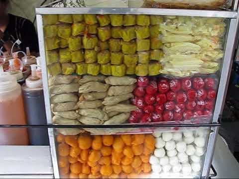 Fruits & Street Food in Makati City