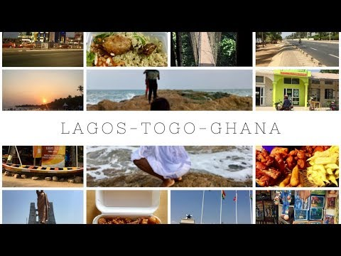 Travel Diary: Lagos To Ghana By Road
