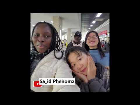 Having a Conversation with my Chinese Schoolmates //what's unique in Africa//Questions and Answer.