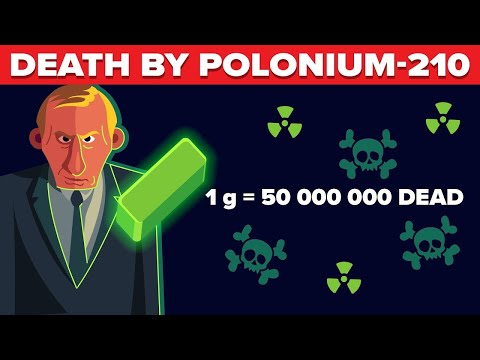 Death By Polonium-210 - How Russia Takes Out One of Their Own Spies