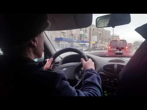 Прикольный таксист г. Орск