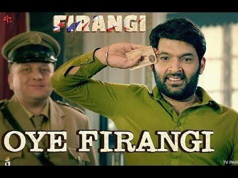 Oye Firangi Full Song Instrumental Music   Firangi   Kapil Sharma & Ishita Dutta   Sunidhi Chauhan  