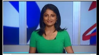 Rajini Vaidyanathan, anchors BBC World News America
