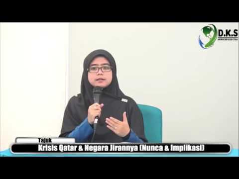 [LIVE] Krisis Qatar Dan Negara Jirannya Kesan dan Implikasi