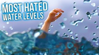 20 Most HATED Water Levels in Video Games
