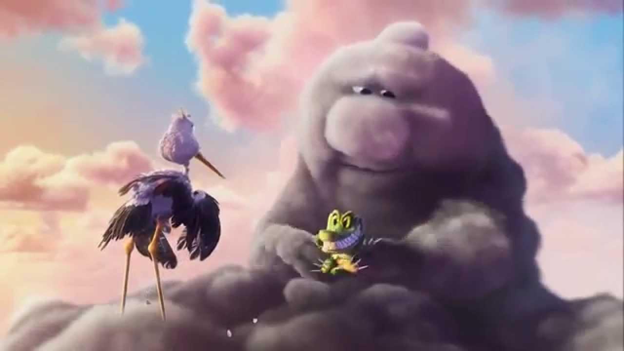 Partly Cloudy Pixar