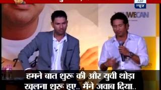 Fighter's story: Yuvraj Singh's story by fellow cricketers