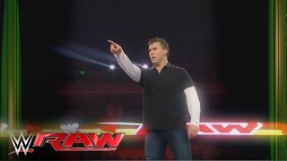 A look back at Shane McMahon