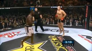 Fedor Emelianenko Knockout Punch on Brett Rogers HD