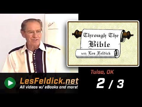Les Feldick - Tulsa, Oklahoma Seminar [ 2/3 ]