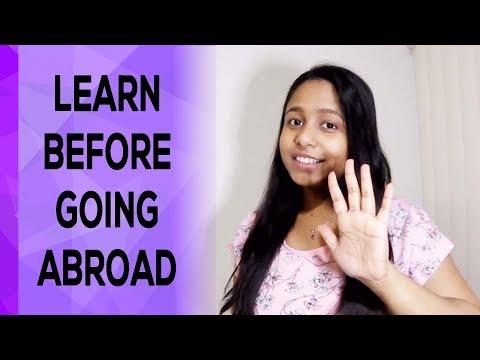 5 Life Skills for Studying Abroad | Tips and Life Hacks