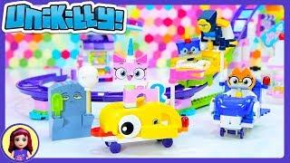 Lego Unikitty Unikingdom Fairground Fun Build Review Silly Play Kids Toys
